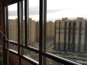 холодное остекление балкона</