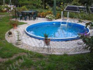 построить бассейн под ключ
