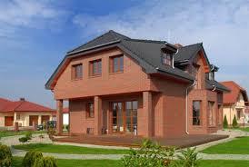 кирпичного дома
