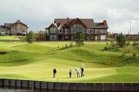 реклама в гольф клубах