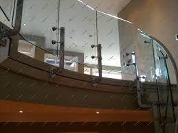 стеклянные ограждения